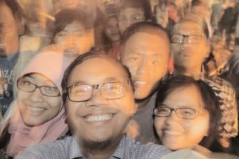 Selfie bikin kacau!