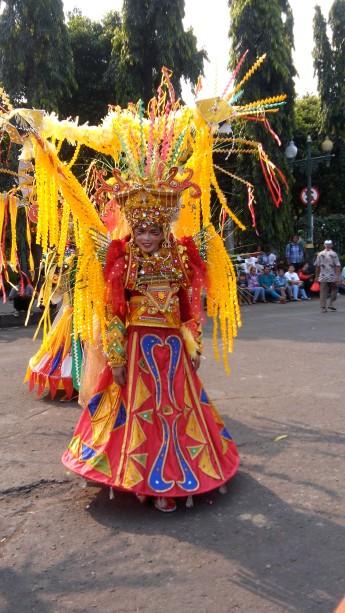 Pawai Kebudayaan 2014 (15)
