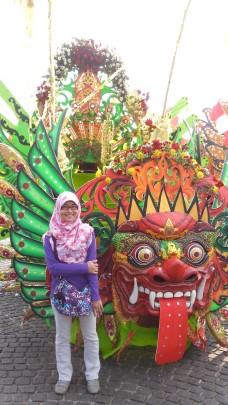 Pawai Kebudayaan 2014 (3)