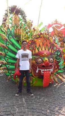 Pawai Kebudayaan 2014 (4)