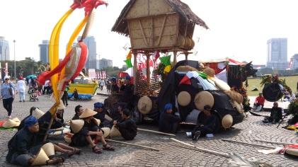 Pawai Kebudayaan 2014 (5)