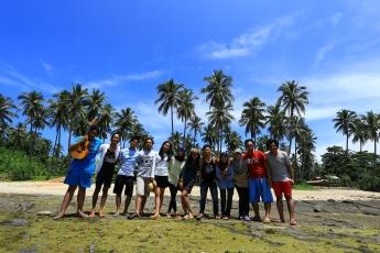 Location: Pantai Karang Beureum