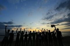 Location: Pantai Terakhir Selewat Pulang